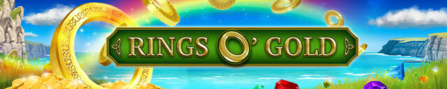 Rings O' Gold online slots in mFortune Casino