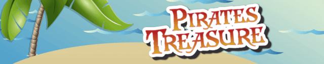 Pirates Treasure - Online Mobile Slot - Mfortune