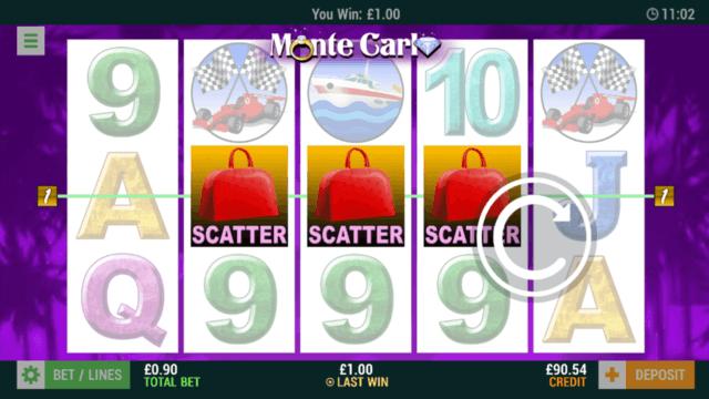 Monte Carlo - Online Shot - In game screenshot