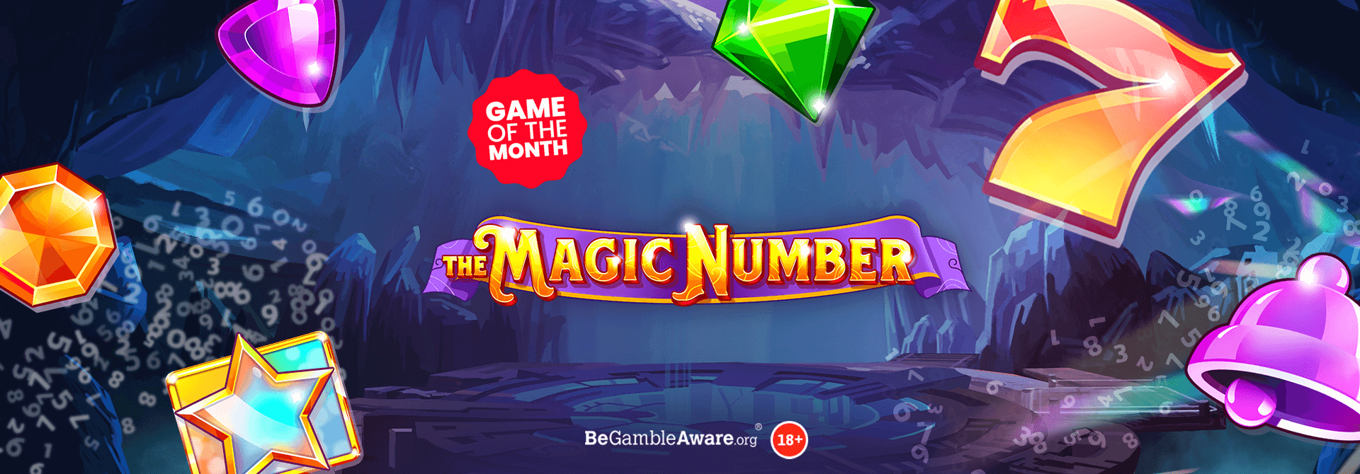 Can you unlock the magic in mFortune's new Game of the Month?