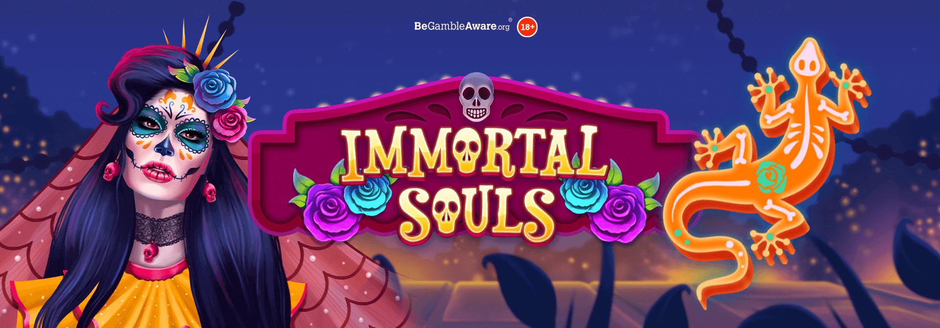 Find that fiesta feeling on Immortal Souls!